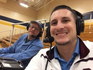 Luke Ghiardi and Bob Nadeau are set to give you the call.