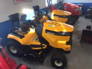 Come register to win this XT1 Enduro Series Cub Cadet Mower.