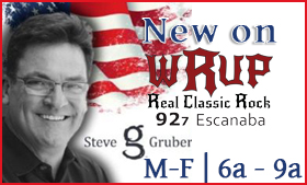 Listen to Steve Gruber on 92.7
