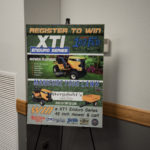 Thanks to Icon Signs for printing these posters.