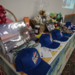 Our door prizes and finalist prizes.