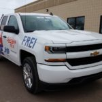 Thanks to Frei Chevrolet for teaming up to give this amazing prize away.
