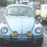 Everyone loves an old VW Bug!