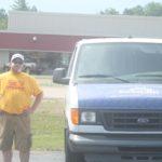 Major Discount and the WRUP Van.