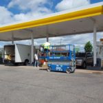Stop by the new Shell Gas Station in Ishpeming