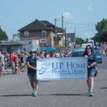 U.P. Home and Hospice.