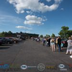 We had a line of 339 people out in the parking lot!