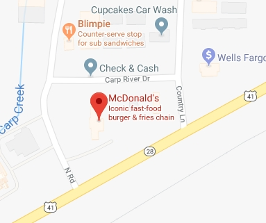 Find McDonald's of Ishpeming with Google Maps