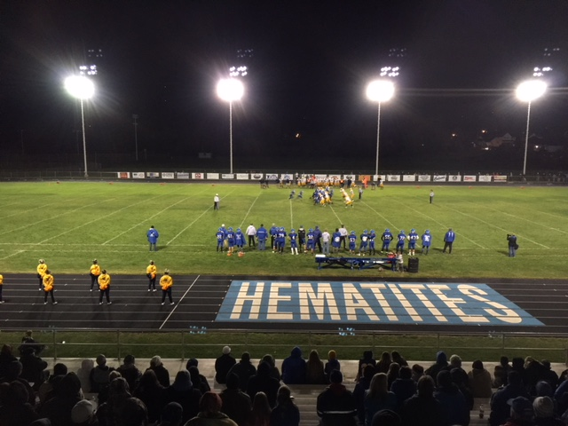 A victory for the Ishpeming Hematites!
