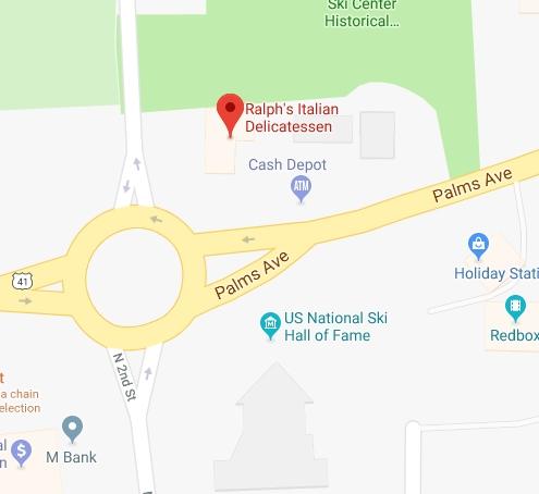 Find Ralph's Italian Deli with Google Maps