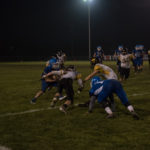 The Gwinn Modeltowners played a good defense tonight, but Ishpeming still came away with a victory.