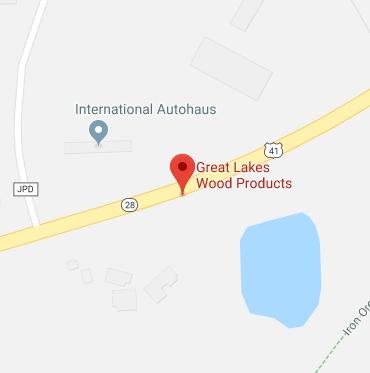 Call Great Lakes Wood Products at (906) 228-3737
