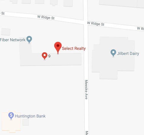 Visit Select Realty with Google Maps