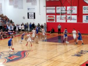 Ishpeming Hematite boys basketball, only on 98.3 WRUP and at WRUP.com - December 7th, 2018