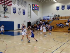 Ishpeming on the attack