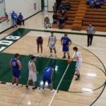 The Ishpeming Hematites defeated the Manistique Emeralds in Manistique, Michigan on Friday, January 4th by a score of 69-44.