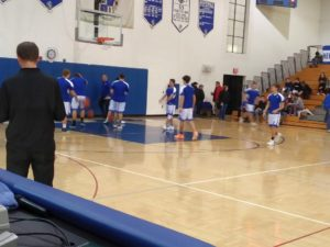 The Ishpeming Hematites get ready to face the tough Marquette Redmen in Ishpeming on 98.3 WRUP and at WRUP.com/Stream