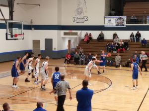 The Ishpeming Hematites fall to the West Iron County Wykons 44-40 on Wednesday, February 13th on 98.3 WRUP