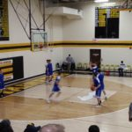 The Ishpeming Hematites fall to the Iron Mountain Mountaineers 69-51 on Tuesday, February 19th from Iron Mountain, Michigan on 98.3 WRUP