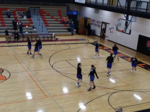 The Ishpeming Hematites girls defeat the Houghton Gremlins 53-51 on Tuesday, February 26th on 98.3 WRUP