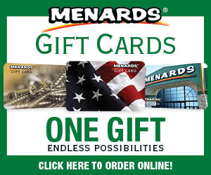 Purchase a Menards Gift Card