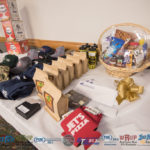 Thanks to all of the local businesses who donated door prizes.