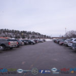 We had a full parking lot and lots of happy guests.
