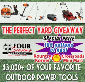 Win the Perfect Yard Giveaway