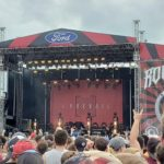 I Prevail played in the afternoon from 4:20 to 5pm