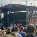 It was a real nostalgia trip to hear some old stuff from Three Days Grace.
