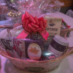 A close up of the finalist prize from Tadych's Econo Foods