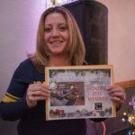 Our grand prize winner Sara Mueller