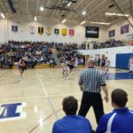 Westwood with Basketball