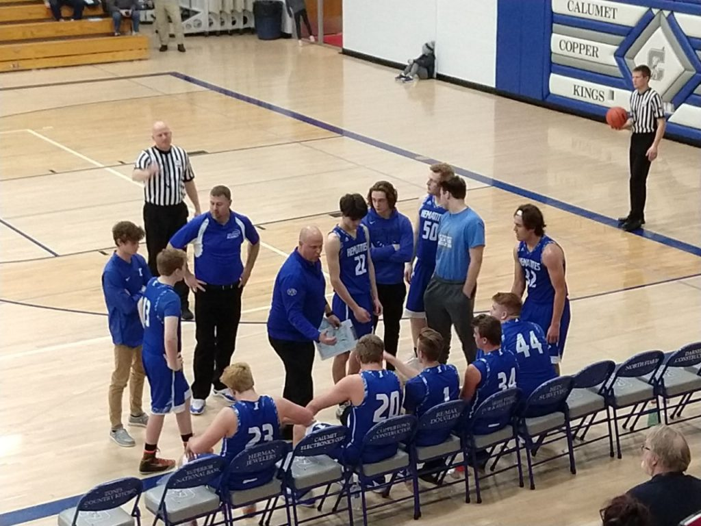 Ishpeming Huddle