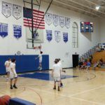 Ishpeming Warming Up