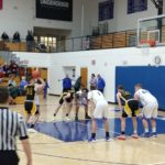 Gwinn Free Throw Attempt