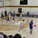 Ishpeming Working the Ball