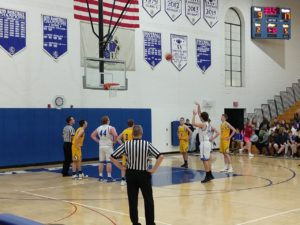 Ishpeming Free Throw
