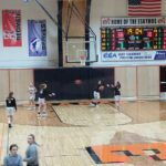 Escanaba Warming Up