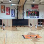 Escanaba Running Shooting Drills