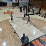 Ishpeming Running Shooting Drills