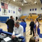 Captains Meeting Between Ishpeming and Kingsford