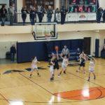Ishpeming Taking it to the Basket