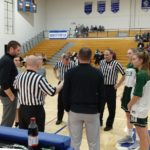 Captains Meeting Between Ishpeming and Manistique