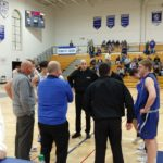 Captains Meeting Between Ishpeming and West Iron County