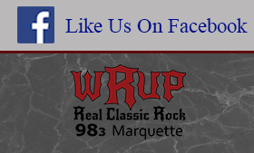 Follow WRUP 98.3 on Facebook