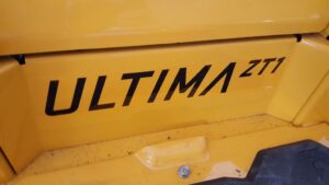 The Cub Cadet ULTIMA ZT1 is for sale at Bergdahl's now