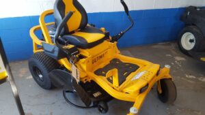 Interested in a zero turn mower? Bergdahl's can help.