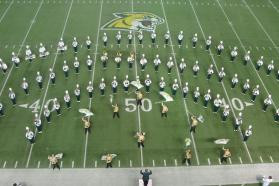 NMU Marching Band Performs Saturday September 12, 2020