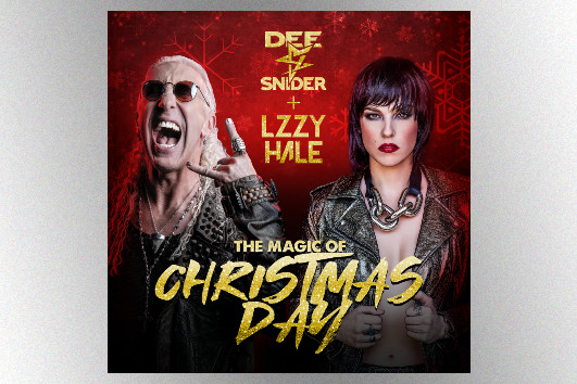 Dee Snider Teaming Up With Lzzy Hale For New Version Of The Magic Of Christmas Day Wrup Real Classic Rock On Mediabrew Communications